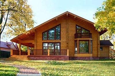 Какими качествами обладают деревянные дома