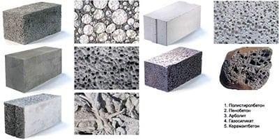 Стеновые блоки - современный и надёжный строительный материал