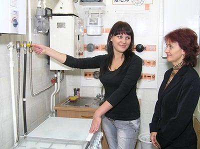 Газовое оборудование для дома