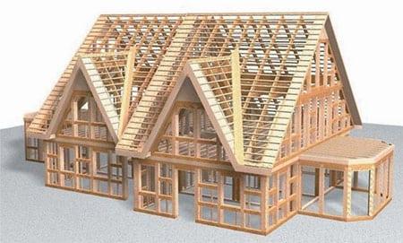 Каркасное домостроительство