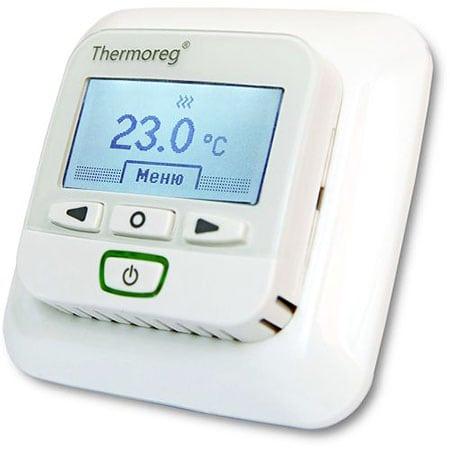 Терморегуляторы теплого пола с возможностью программирования