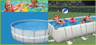 Какой выбрать бассейн надувной или сборный