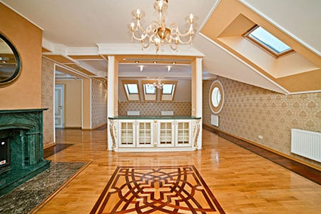 Отделка вашего дома «под ключ»
