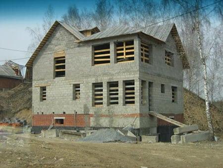 Как построить дом дёшево